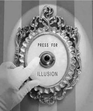 Press for illusion
