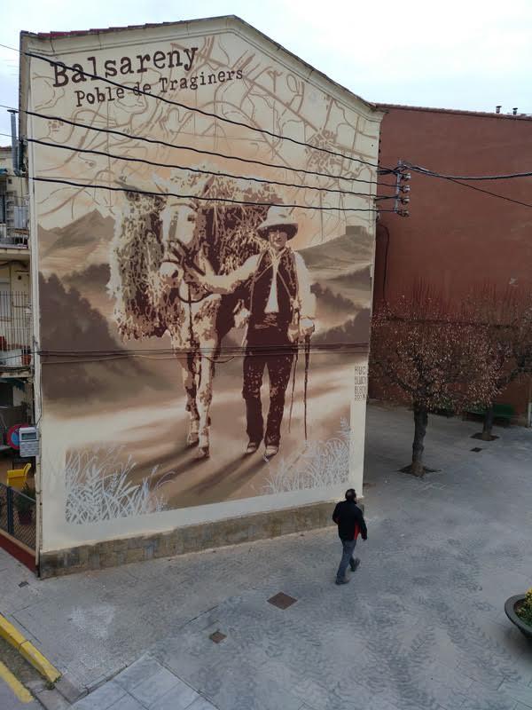 Roc Blackblock @Balsareny, Spain