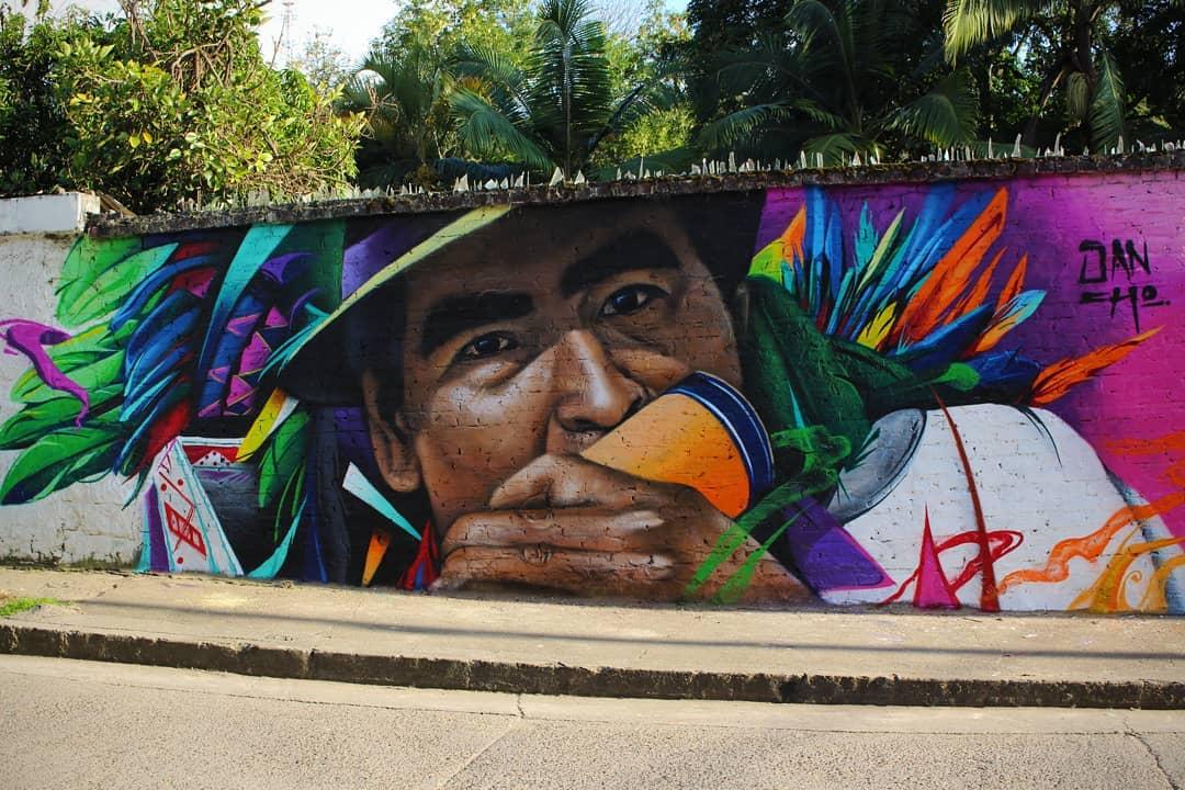 Sancho Mdn @Silvania, Colombia