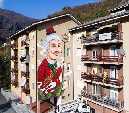 Seacreative @Varallo, Italy