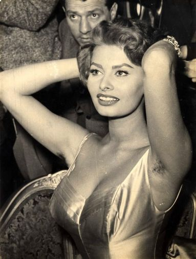 Sophia Loren, anni 50