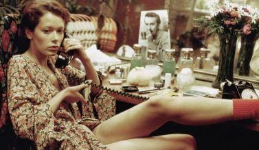 Sylvia Kristel in Emmanuelle, 1974