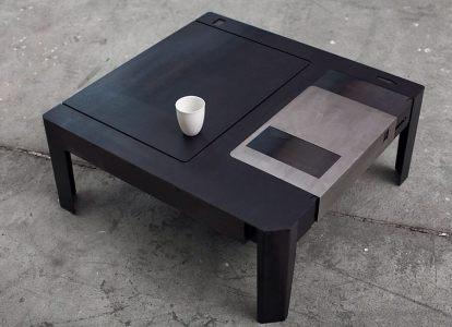 Tavolino floppy