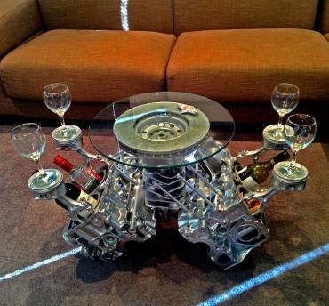 Tavolino servizievole
