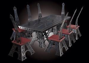 Tavolo Eiffel