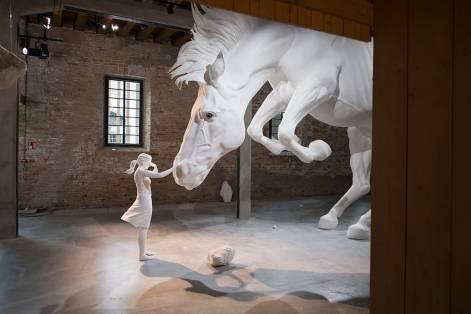 """""""The horse problem"""" di Claudia Fontes 1"""