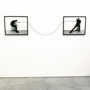 Vik Muniz @Sikkema Jenkins & Co. Gallery NYC