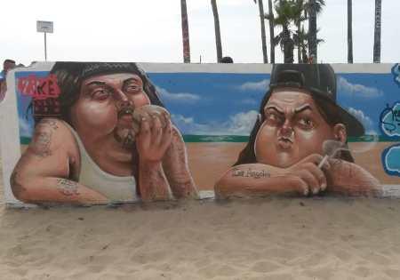 Zike Moulin @Los Angeles, USA