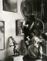 1942 | Arnold Newman, Ritratto di Max Ernst