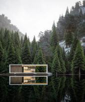 Stavanger House by architect Alex Nerovnya