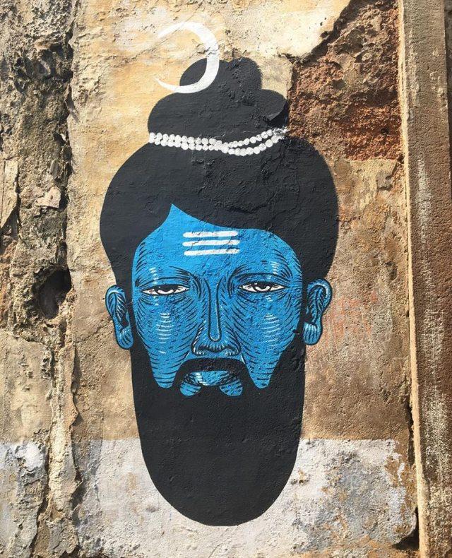 Andrea Casciu @Varanasi, India