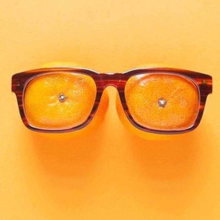 Arance occhiali