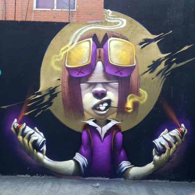 BuckRdgz @Mexico City