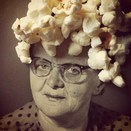 Capelli popcorn