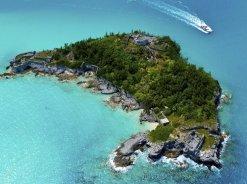 Castello abbandonato, Castle Harbour, Bermuda