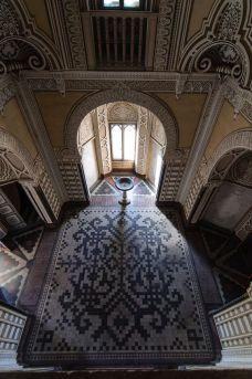Castello di Sammezzano, costruito nel 1605