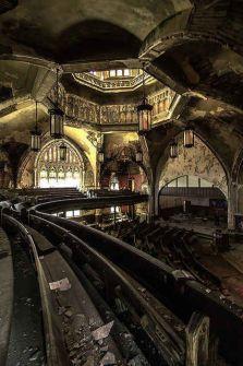 Chiesa a Detroit