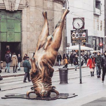 """""""Resilienza"""" by Christian Balzano @ Via Torino, Milano fino al 3 maggio 2018"""
