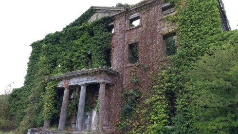 Clonbrock House, Co. Galway, Irlanda