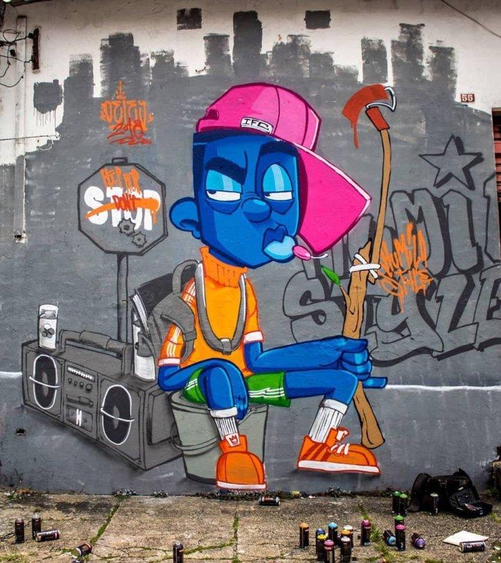 Deley @ Sao Paulo, Brazil