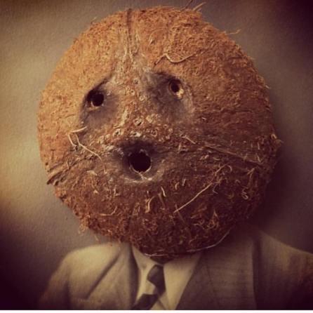 Faccia cocco
