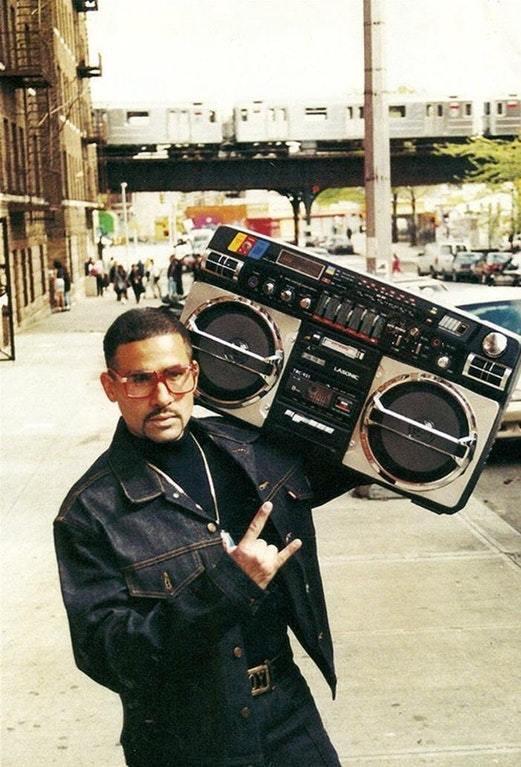 Ghetto Blaster, anni 80