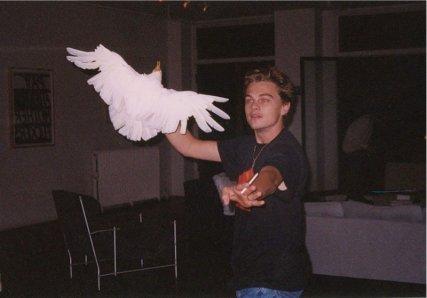 Leonardo DiCaprio negli anni '90