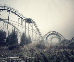 """Luna park """"Nara Dreamland"""", Giappone"""