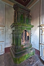 Maniero abbandonato, trasformato in sanatorio in Germania