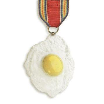 Medaglia d'onore. By Edu Barbero