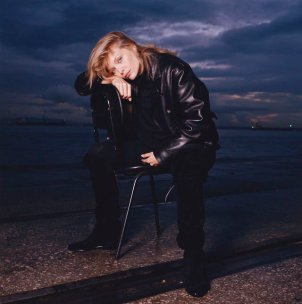 Michelle Pfeiffer fotografata da Terry O'Neill, 1990