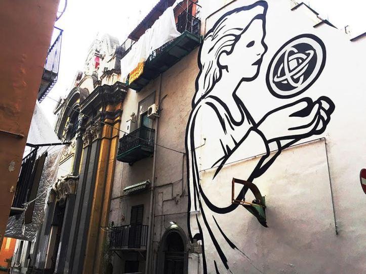 MP5 @Naples, Italy