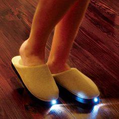 Pantofole torcia