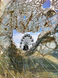 Parco giochi abbandonato - Six Flags, New Orleans