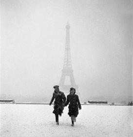Parigi dopo la liberazione, 1944, foto di Lee Miller