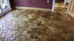 Pavimento puzzle