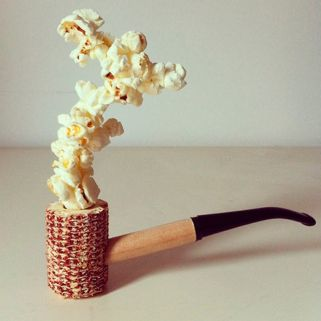 Pipa pop corn