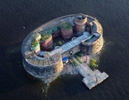 Plague Fort, St Petersburg