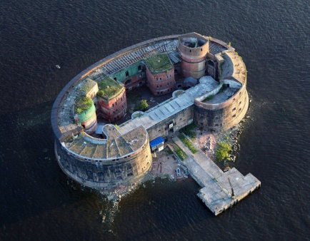 Plague Fort, St Petersburg