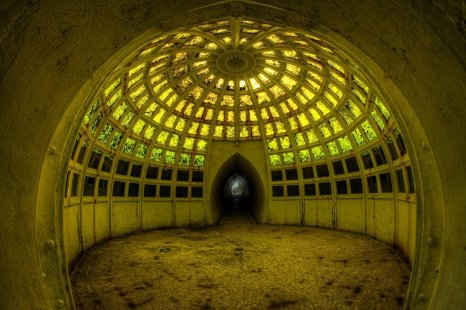Sala da ballo subacquea, Witley Park