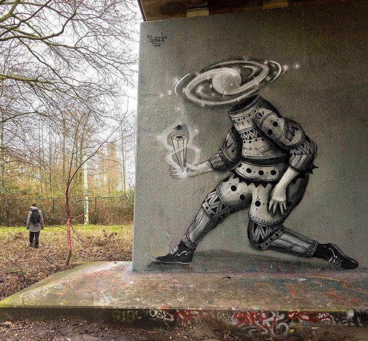 Skount @Amsterdam, Netherlands