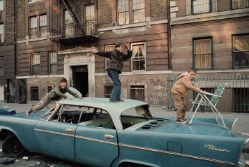 South Bronx, New York City, 1970