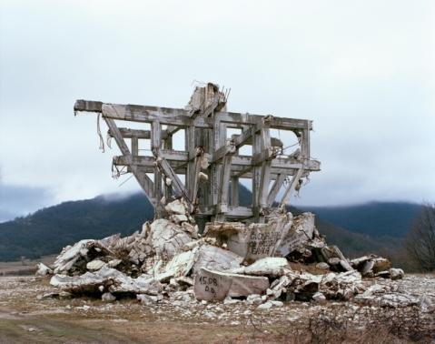 Spomenik #15 (Makljen), 2007