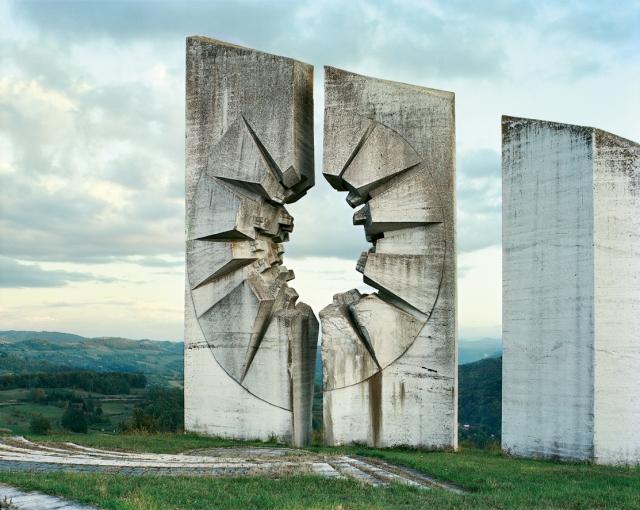 Spomenik #18 (Kadinijača), 2009