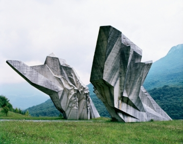 Spomenik #4 (Tjentište), 2007