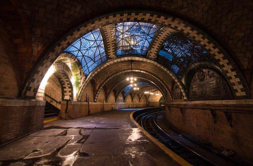 Stazione della metropolitana di New York City