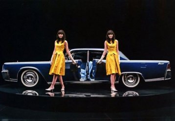Suicide Doors (Lincoln Continental, 1964)
