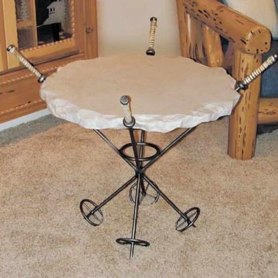 Tavolino 4 moschettieri