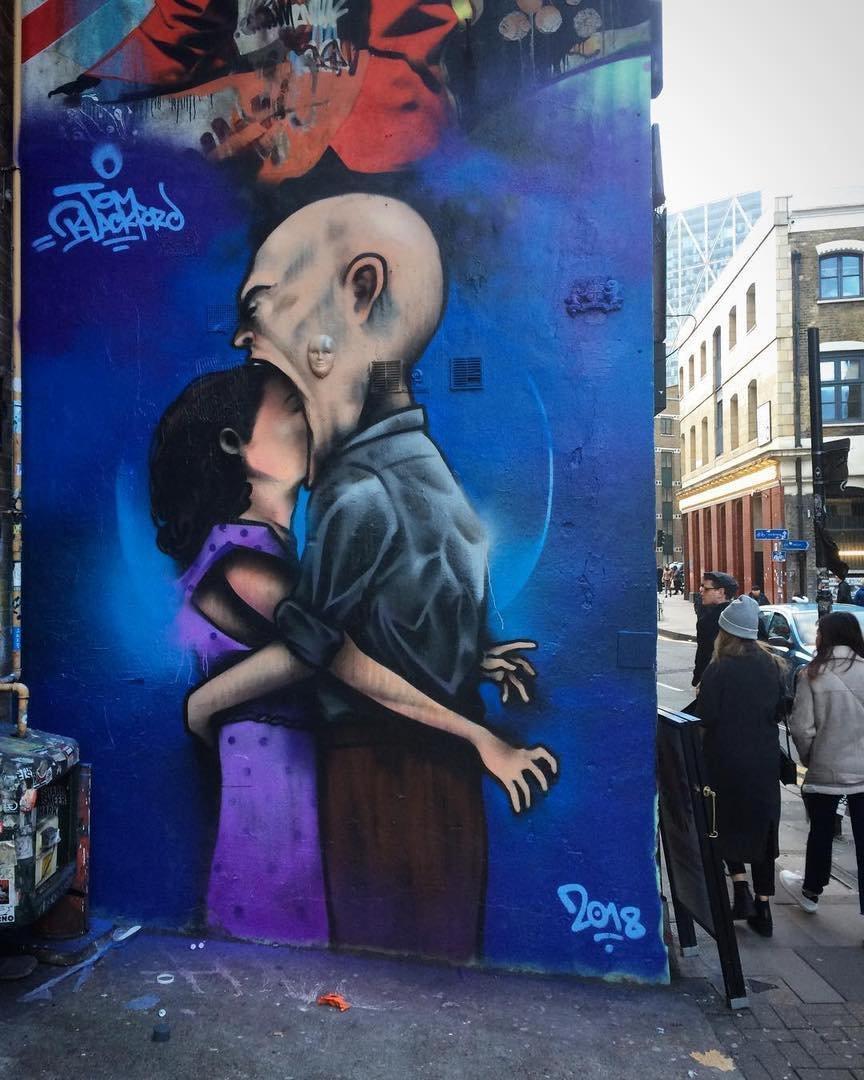Tom Blackford @London, UK