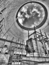 Torre di raffreddamento di Chernobyl